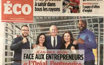 l'Oréal, Jean-Paul Agon, et FORWOMEN